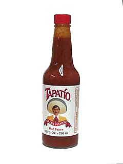 Tapatio hot sauce . The BEST hot sauce around, yet I never see it at ...